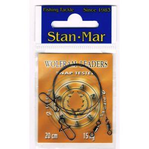 Stan-Mar Wolframové lanko 20cm 2ks - 2,5kg