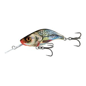Salmo Wobler Sparky Shad Sinking 4cm - Silver Holographic