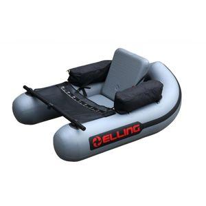 Elling Nafukovací Belly Boat BB153 šedý