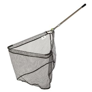 Giants Fishing Podběrák Strong Alu Rubber Landing Net 2,2m 50x50cm