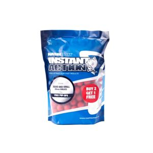 Nash Boilie Instant Action Squid & Krill - 20mm 5kg