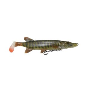 Savage Gear Gumová nástraha 4D Pike Shad Striped Pike - 20cm 65g