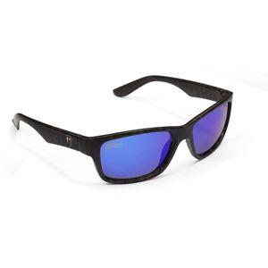 Fox Rage Polarizační brýle Camo Frame/Grey Lens Mirror Blue