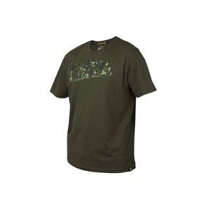 Fox Triko Chunk Khaki/Camo T-Shirt
