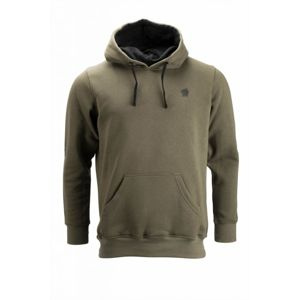 Nash Mikina Tackle Hoody Green - S