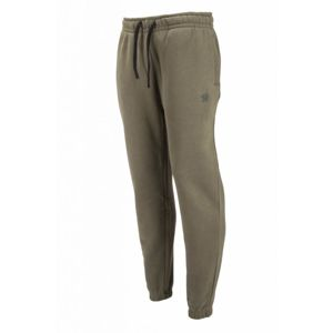 Nash Tepláky Tackle Joggers Green - M
