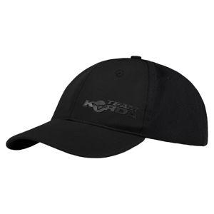 Korda Kšiltovka Team Cap Black