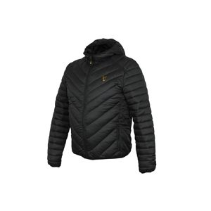 Fox Bunda Collection Quilted Jacket Black/Orange