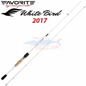 Favorite Prut White Bird 2,04m 682UL-S 1-7g