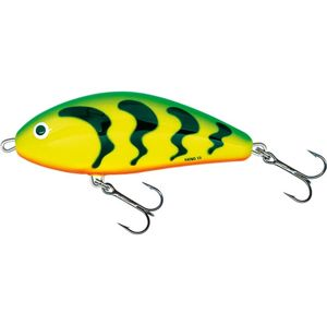 Salmo Wobler Fatso Sinking Green Tiger