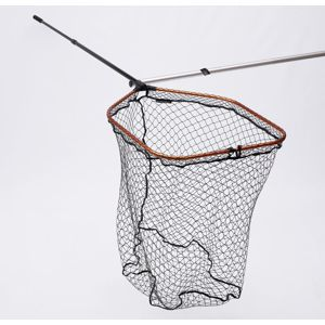 Savage Gear Podběrák Pro Tele Folding Net Rubber X-Large Mesh L