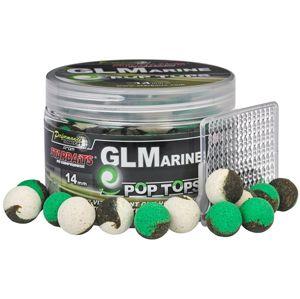 Starbaits Vyvážené boilie Pop Tops GLMarine 60g