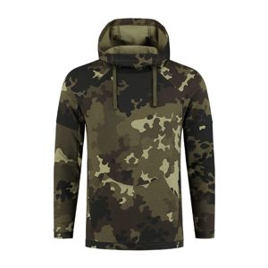 Korda Mikina LE Lightweight Hoodie Light Kamo - XL