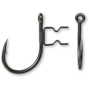 Black Cat Háčky Claw Single Hook DG DG Coating 5ks - 7/0