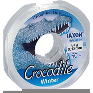 Jaxon Vlasec Crocodile Winter 50m - 0,10mm