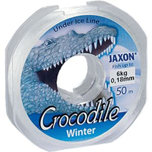 Jaxon Vlasec Crocodile Winter 50m - 0,18mm