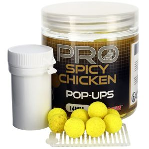 Starbaits Plovoucí boilie Probiotic Spicy Chicken 60g - 20mm