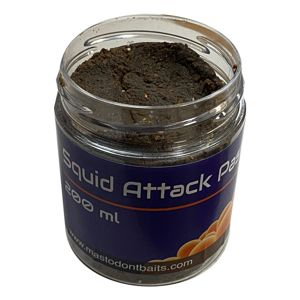 Mastodont Baits Pasta 200ml - Squid Attack