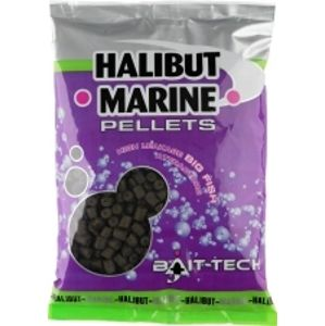 Bait-Tech Pelety Bez Dírek Halibut Marine 900 g-6 mm