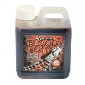 Bait-Tech Tekutá zálivka Bloodworm Liquid 1 l