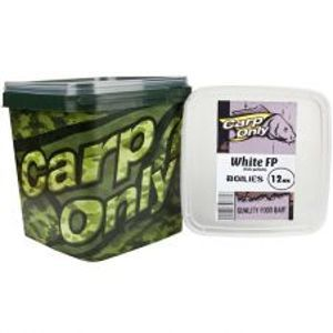 Carp Only Boilies White FP 3 Kg-16 mm