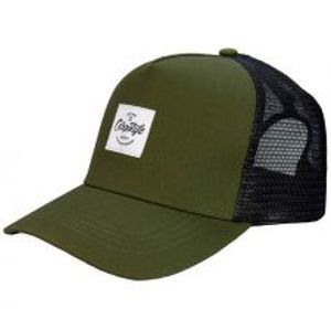 Carpstyle Kšiltovka Green Forest Trucker
