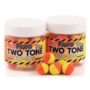 Dynamite Baits Pop-Ups  Fluro Two Tone Tutti-Frutti & Pineapple-20 mm