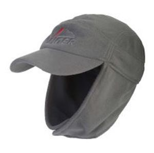 Eiger Čepice Fleece Ear Cap Grey