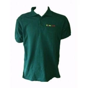 Extra Carp Polo Tričko Dark Green-Velikost L