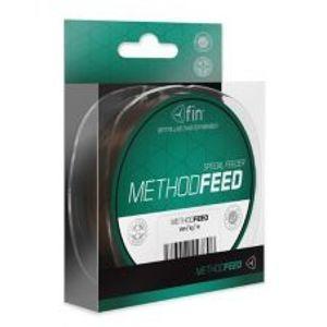 Fin Vlasec Method Feed Hnědá 150 m-Průměr 0,22 mm / Nosnost 9,2 lb