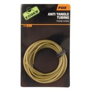 Fox Hadička Edges Anti Tangle Tube Trans Khaki 2 m