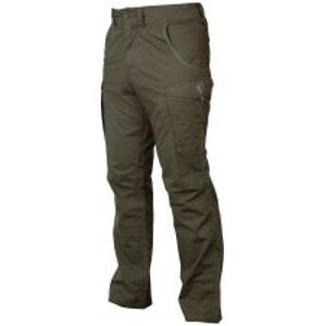 Fox Kalhoty Collection Green Silver Combat Trousers-Velikost M