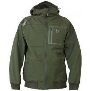 Fox Mikina Collection Green Silver Shell Hoodie-Velikost M
