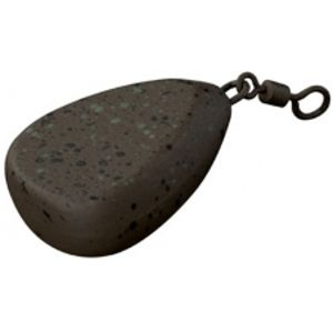 Fox olovo camotex flat pear swivel lead-70 g