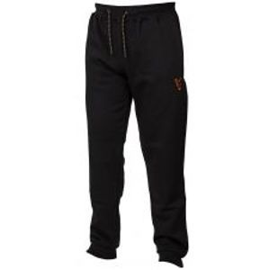 Fox Tepláky Collection Black Orange Joggers-Velikost XL