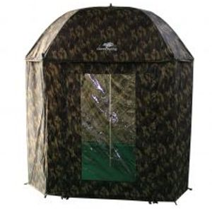 Giants Fishing Deštník Full Cover Square Camo Umbrella 2,5 m