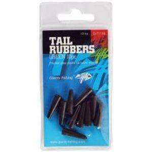 Giants Fishing Převlek Na Závěsku Tail Rubbers Green 10 ks 20 mm