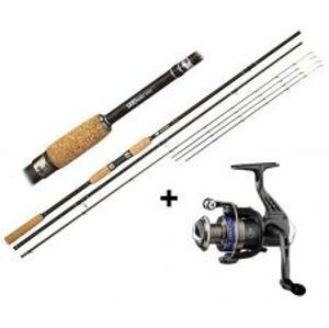 Giants Fishing Prut LXR Feeder 3,3 m 50-100 g + Naviják Zdarma