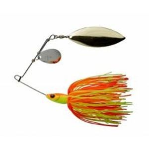 Gunki Třpytka Spinnaker Orange Fluo Yellow-14 g