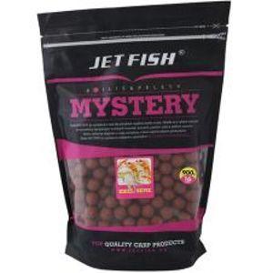 Jet Fish Boilie Mystery 900 g 16 mm-játra/krab