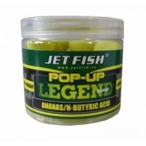 Jet Fish Legend Pop Up 12mm 40g-žlutý impuls-ořech/javor