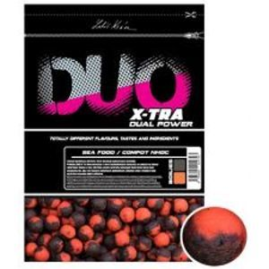 LK Baits Boilie Duo X-Tra Sea Food/Compot NHDC-1 kg 18 mm