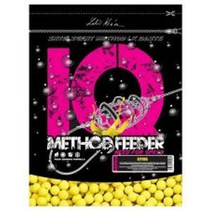 LK Baits Boilie IQ Method Feeder Fluoro 600 g 10/12 mm-cherry