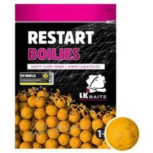 LK Baits Boilie ReStart ICE Vanilla-250 g 18 mm