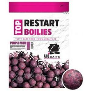 LK Baits Boilie Top ReStart Purple Plum-1 kg 14 mm