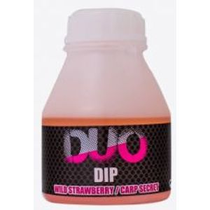 LK Baits Dip Duo X-Tra Wild Strawberry Carp Secret 200 ml