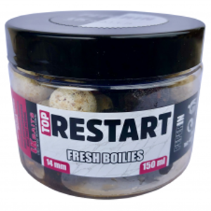 LK Baits Fresh Boilie Top Restart 14 mm 150 ml-Peperin