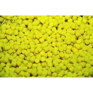LK Baits Pelety Fluoro Pineapple/N-Butyric-1 kg 4 mm