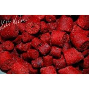 LK Baits Pelety ReStart Wild Strawberry-5 kg 12-17 mm