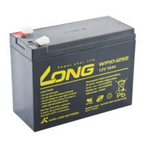 Long Baterie 12V 10Ah DeepCycle AGM F2